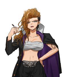 Danganronpa Funny, Super Danganronpa, Danganronpa Characters, Anime Characters, Desenhos League Of Legends, Arte Do Kawaii, Gender Swap, Gender Bender, Image Manga