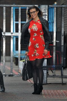 Kym Marsh  #KymMarsh Outside ITV Studios in London 22/02/2017 Celebstills K Kym Marsh