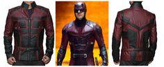 Daredevil Costume, Marvel's Daredevil, Anime Nerd, Diy Costumes, Nerd Stuff, Sanrio, Kawaii Anime, Motorcycle Jacket, Batman