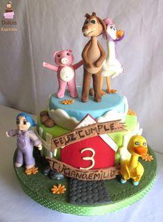 torta-decoracion-perro-chocolo