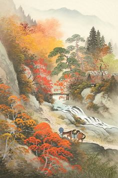 Koukei Kojima [小島光径] ~ The Cherry Blossoms | Tutt'Art@ | Pittura * Scultura * Poesia * Musica |
