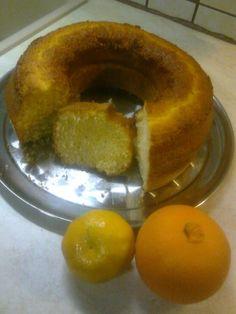 Κέικ πορτοκαλιού !