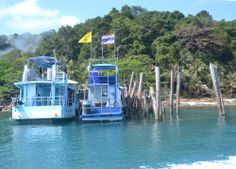 Travelling from Koh Chang island to Koh Kood island by Speed Boat in the Trat province of Thailand. For more on Thailand and travel in Southeast Asia check our travel blog: http://live-less-ordinary.com/