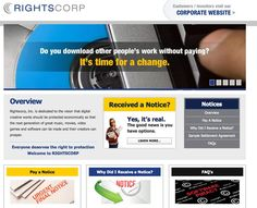 Do you continually torrent files? If so, you might be next receiving a letter from RightsCorp that is working with over 140 ISPs.