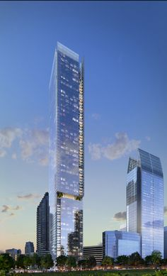 Gallery of Perkins+Will To Design Atlanta's Second Tallest Tower - 2