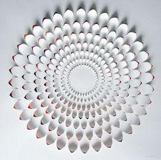 Lisa Rodden - Paper Art