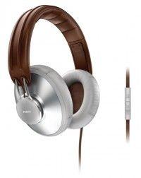 Ja, ja, ja. Schicke Kopfhörer mit Mikrofon. Von Philips. Dieser hier heißt Citiscape Uptown.