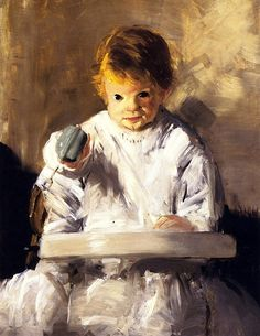 My Baby - George Wesley Bellows - 1912