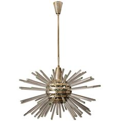 """Bakalowits & Söhne Large, """"Mirakle"""" Chandelier   From a unique collection of antique and modern chandeliers and pendants  at http://www.1stdibs.com/furniture/lighting/chandeliers-pendant-lights/"""