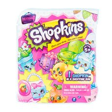 Season 4 Shopkins Surprise Pack