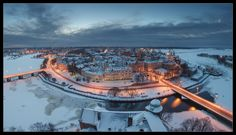 35PHOTO - Ilya Shtrom - Peterburg про Выборг и пред Рождественское...