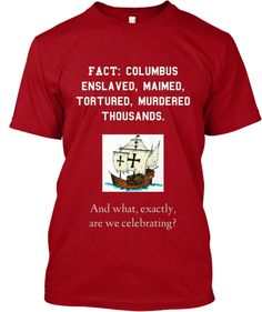 Celebrate Indigenous People's Day | Teespring