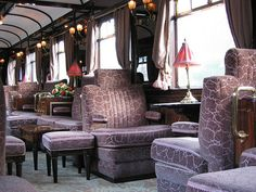 The Orient Express..