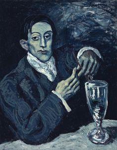 Retrato de Ángel Fernandez de Soto - Pablo Picasso