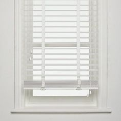 John Lewis White Wooden Blinds For The Bay Window X ✓️