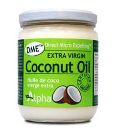 Good article on chosing what kind of cocunut oil to use.  Go unrefined or extra virgin. Refined can be processed and bleached.