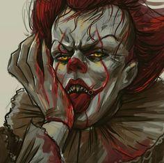 Almost Vampiric look of Ecstacy!