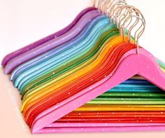Hangers! Colorful Day 2 by MARLOU B., via Flickr