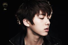 BTS's 1st Album photo shoot, 2 Cool 4 Skool, 2013. (Jin)