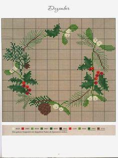 Рукотворные штучки: Схемы вышивки Gerda Bengtsson, Kazuko Aoki и другая ботаника.