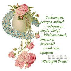 Kartka świąteczna 🐰🐰🐰🐰🐰🐰 Wreaths, Eggs, Scrapbooking, Speech Language Therapy, Polish, Pictures, Door Wreaths, Egg, Deco Mesh Wreaths