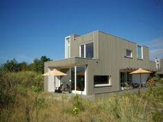 Villa Zandkasteel op Schiermonnikoog is een heerlijk luxe huis dichtbij het…