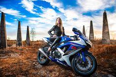 Kids Motorcycle, Motorcycle Events, Motorcycle Wallpaper, New Motorcycles, Suzuki Gsx, Lady Biker, Girl Wallpaper, Sport Bikes, Home