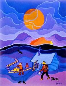 ted harrison art - Yahoo Image Search Results