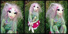 Lorella Pixie by Pixie-Crafts Art Dolls