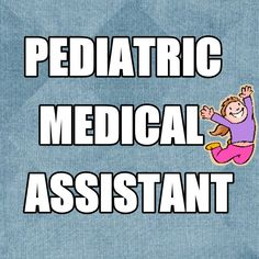 pediatric medical assistant job description
