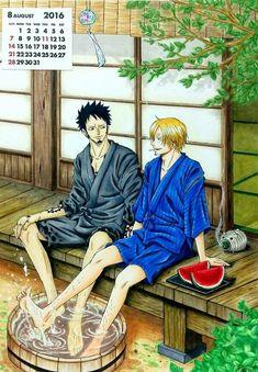 Sanji x law Sanji One Piece, One Piece Anime, Trafalgar Law, Best Couple, Asian Art, Anime Guys, Manga, Zoro, Drawings