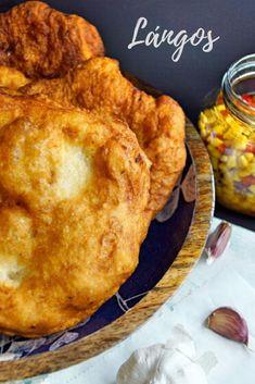 Lángos mit Gedöns - zimtkringel - about food Poutine, Poffertjes, French Toast, Pie, Breakfast, Desserts, Recipes, Vegan, Red Cabbage Coleslaw
