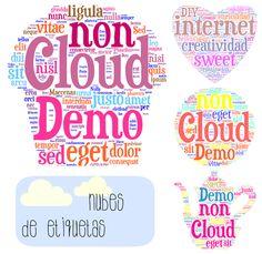 Creative Mindly: Nuevo descubrimiento: Nubes de etiquetas (Tutorial tagul.com)