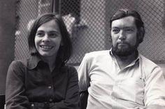 Cristina Peri Rossi y Julio Cortázar. Foto: Archivo de Julio Cortázar.