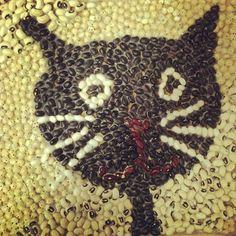 Art For Kids, Crafts For Kids, Pasta Art, Seed Art, Art Cart, Creative Arts And Crafts, Classroom Crafts, Art Plastique, Art Activities