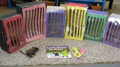 "Zoo Animals:  Retelling ""Goodnight, Gorilla"""