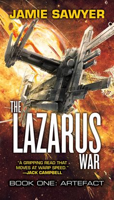 Amazon.com: The Lazarus War: Artefact eBook: Jamie Sawyer: Kindle Store