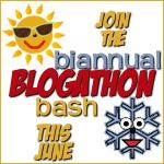 southern girl ramblings:biannual blogathon bash::and were off!~Blogathon