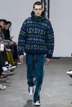 Facetasm Autumn/Winter 2017 Menswear Collection | British Vogue