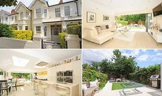 The house that gained £800,000 in three years