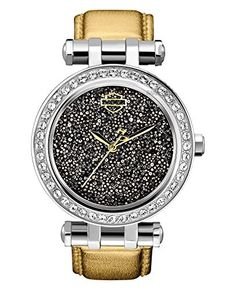 Harley-Davidson Women's Sparkly Bling Wrist Watch. 76L170 - Jewelry For Her