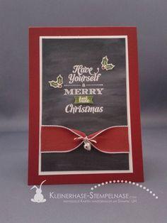 Stampin Up Merry little Christmas Weihnachten Happy Hour 01