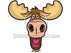 Free Clipart Downloads Moose | Free Moose Clip Art Pics & Funny ...