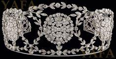Edwardian Diamond Tiara