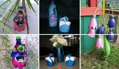 Top 28 Insanely Clever Ideas to Reuse Your Old Bottles | Check out more fun DIY projects/hacks/recipes here http://gwyl.io/