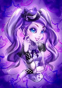 Kitty Cheshire  Ever after high