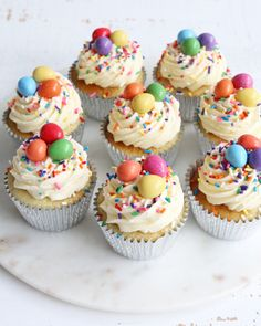 Easy Easter Desserts, Cute Desserts, Easter Treats, Easter Recipes, Delicious Desserts, Healthy Cupcakes, Yummy Cupcakes, Cupcake Recipes, Cupcake Cakes