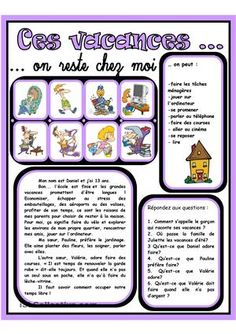 French Videos Parents How To Learn French Watches French Flashcards, French Worksheets, French Teaching Resources, Teaching French, How To Speak French, Learn French, French Body Parts, French Numbers, French Practice