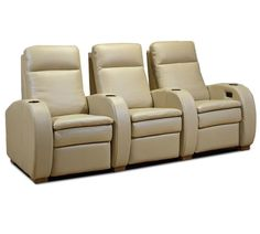Jaymar 59162 Pillow Top Theater Recliner | Modern Style Theater Chair | Theater Seat Store
