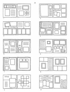 Becky Higgins 75 Sketches (from her first book) Useful for scrapbooking